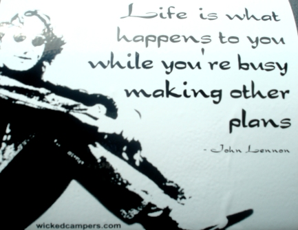John Lennon is right.