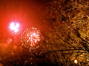 New Years Eve / Turku / Finland